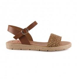 Flat women's sandals