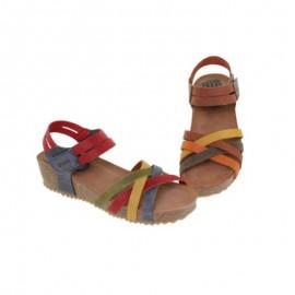 Women's bio sandals blusandal