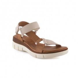 Velcro gel plant sandals