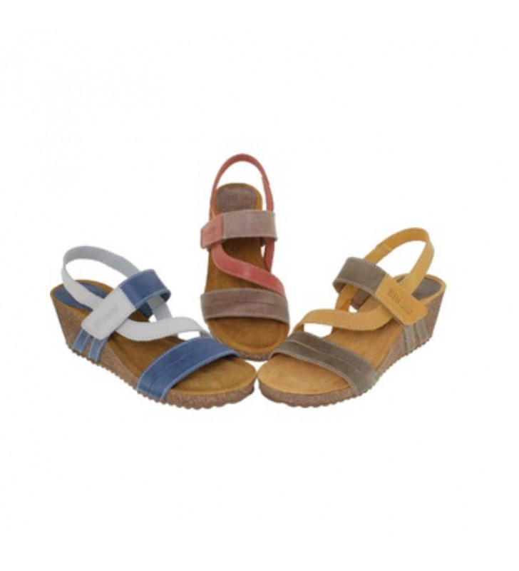 Women's bio wedge sandals