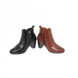 Ankle boots woman skin desiree