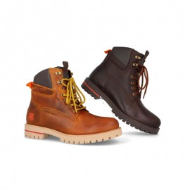 Route 83 leather knight boots