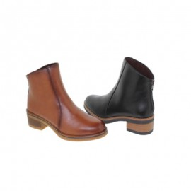 Women's crepe sole ankle boots