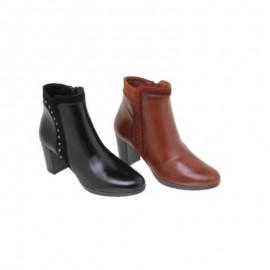 Women's ankle boots gel insole