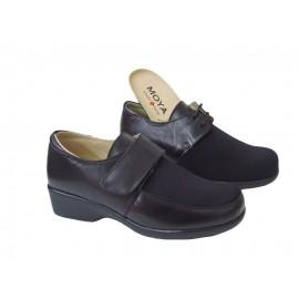 Zapatos anatomico velcro 1
