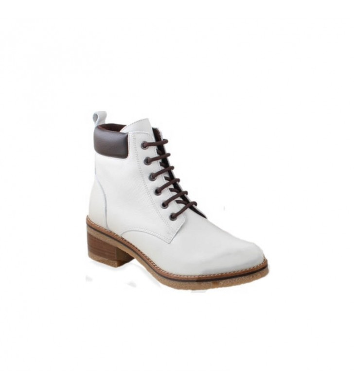 Women's leather ankle boots Tupie