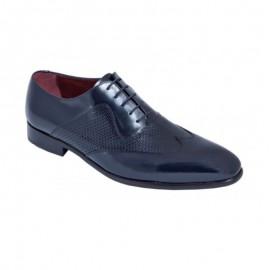 Zapatos Ceremonia Caballero Marino