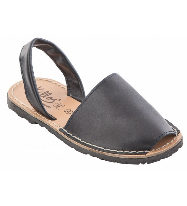 Sandalia Ibicenca Piel 1