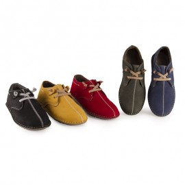Comfort suede leather shoes