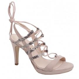 Zapato Fiesta Mujer Piel 1