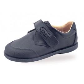 Zapatos Colegial Niño Piel PUNTERA REFORZADA 1