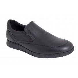 Zapatos hombre cómodos piel. 1