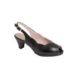Zapatos mujer ancho especial vestir 1
