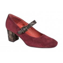 Zapatos Mujer Ancho