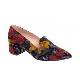 Zapato Mujer Fiesta Vestir Slipper 1
