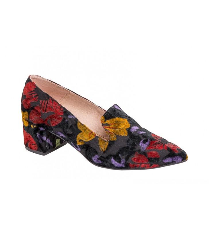 Zapato Mujer Fiesta Vestir Slipper