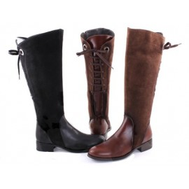 Leather Boots Women 1