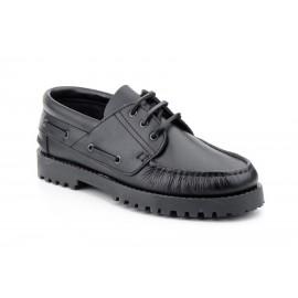 Zapatos Nautico Caballero Piel NaúticosR-2141