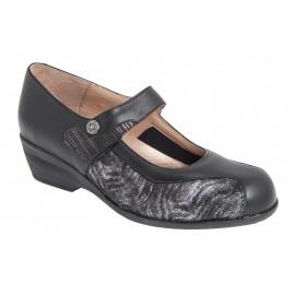 Zapatos Plantilla Extraible Piel