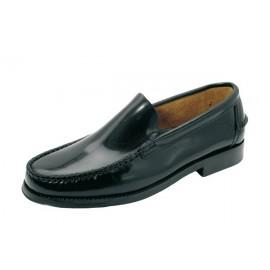 Zapatos Castellanos Tallas Grandes negro