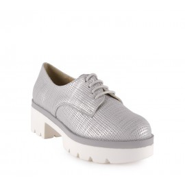 Zapatos Piel Plataforma