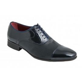 Zapatos Ceremonia Caballero Azul 1