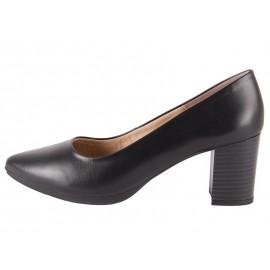 Zapatos salones mujer beig 2