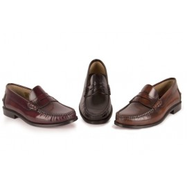 Man Leather Shoes Saez Castellano