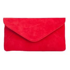 Cartera de mano conjunto rojo