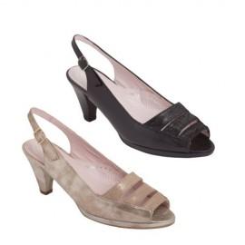 Zapatos mujer cómodos tacón 1