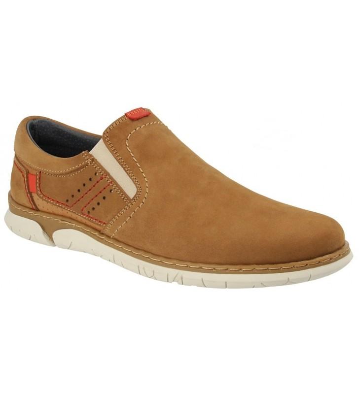 venta más caliente Donde comprar ropa deportiva de alto rendimiento Zapatos mocasines hombre camel
