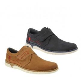 Zapatillas hombre velcro 1