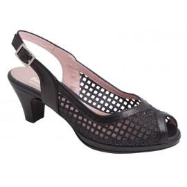 Zapatos vestir mujer ancho especial