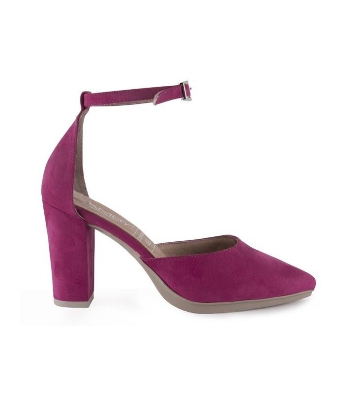 Zapato Mujer Vestir Ante 2