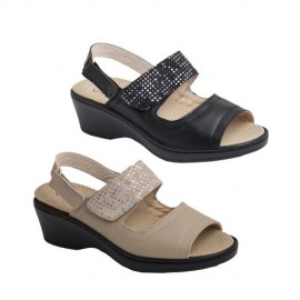 Sandalias mujer ancho especial 1