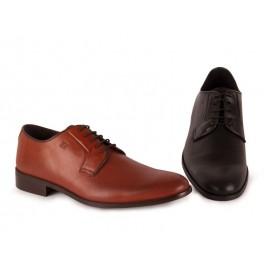 Zapato Piel Hombre Vestir Becool 1