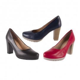 Zapatos Salones Mujer Cómodos 1