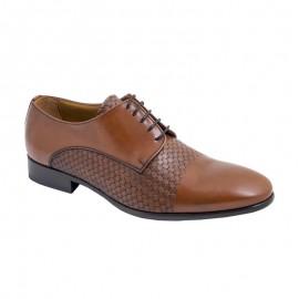 Zapatos hombre vestir cuero