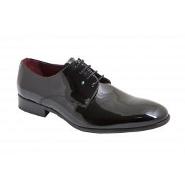 Zapato Novio charol negro