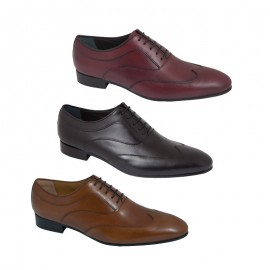 Zapatos Vestir Suela Cuero