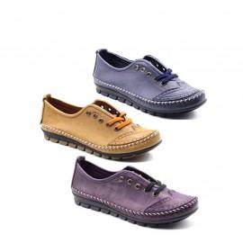 Zapatos mujer cómodos cordones