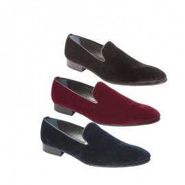 Zapatos Hombre Ante Suela Cuero