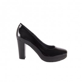 Leather Lounge Patent Leather Comfortable 2