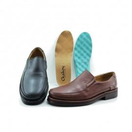 Zapatos hombre confort CómodosD-590 Cackoy