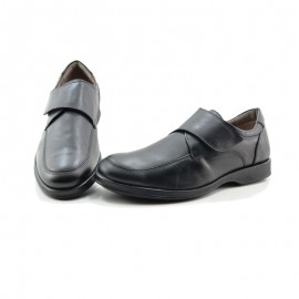 Zapatos hombre velcro comodos