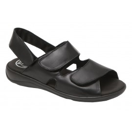 Knight leather sandals 1