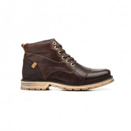 Casual Leather Man Ankle Boots 1