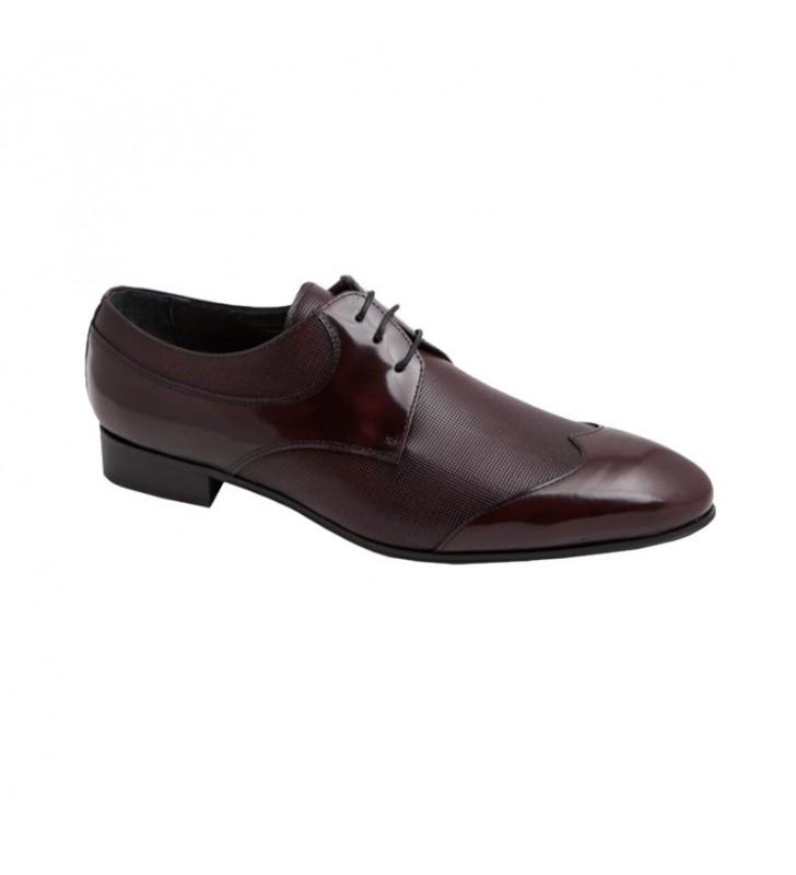 Zapatos Vestir Piel Antic
