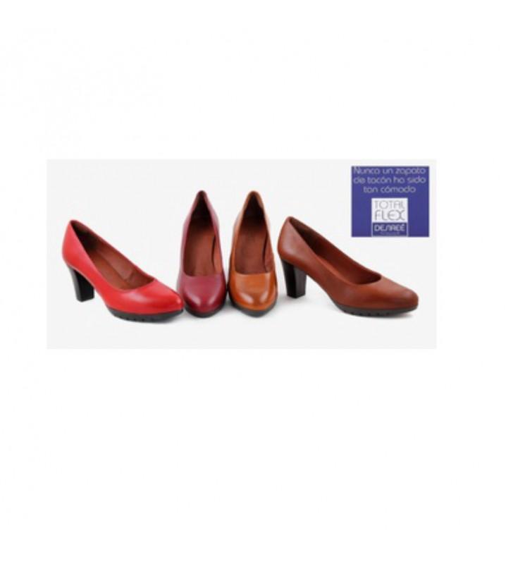 Zapatos mujer tacón Desireé