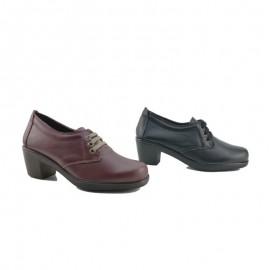 Zapato mujer confort piel